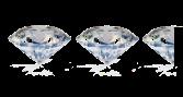 2 and half diamonds