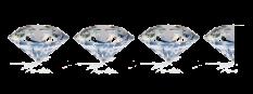 3 and a half diamonds