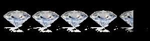 4 and a half diamonds